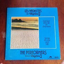 Les Vedettes de Bigelow L'amour 1977 LP French Polydor SEALED