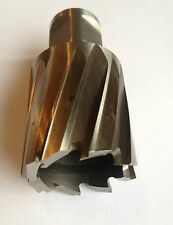 "1 3/16 ROTABROACH CUTTER HSS MAG DRILL BIT HIGH QUALITY Sizes In Stock 1"" 3/16"