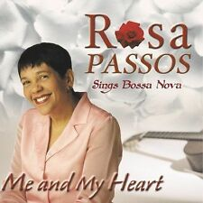 ROSA PASSOS - ME AND MY HEART (CD 2002)BRAND NEW !! VERY RARE !!!