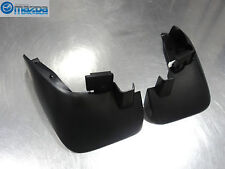 MAZDA 5 2008-2013 NEW OEM FRONT SPLASH GUARDS