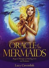 NEW Oracle of the Mermaids Cards Deck Lucy Cavendish Selina Fenech