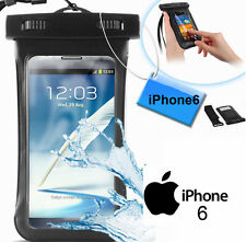 Custodia subacquea impermeabile Apple iPhone 6.Cover mare,sub + fascia braccio S
