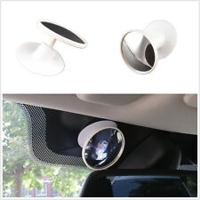 Auto Car Rear/Side View No Blind Spots Vision 360° Rotatable Adjustable Mirror