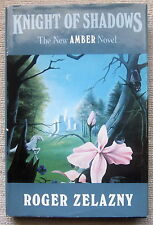 Knight of Shadows (The Chronicles of Amber #9) by Roger Zelazny HC (BCE)