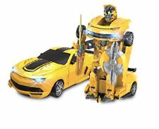 MZ Transformers 2313X RC Warrior Bumblebee Ages 8+ Toy Remote Control Robot Car
