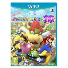 Mario Party 10 Pour Nintendo Wii U Console De Jeu (UK PAL)