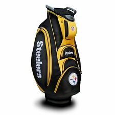 NEW Team Golf NFL Pittsburgh Steelers Victory Cart Bag