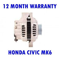 HONDA CIVIC MK6 MK VI 1.6 COUPE 1996 1997 1998 1999 2000 RMFD ALTERNATOR