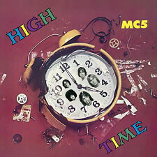 MC5 - High Time NEW SEALED 180g LP - Their 2nd album