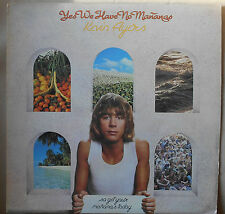 LP  Kevin Ayers- Yes We Have No Mananas Harvest SHSP 4057  UK 1976 OIS