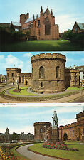 Cumbria ,Lake district  x3 carlisle The citidel, cathedral  unposted 1960's/70's