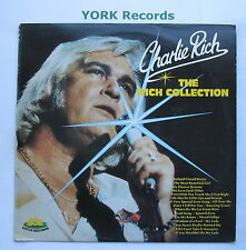 CHARLIE RICH - The Rich Collection - Excellent Condition LP Record Lotus WH 5012