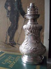 Pied de Lampe à Pétrole de Style Louis XV Monogrammé