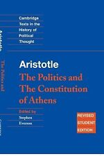 Cambridge Texts in the History of Political Thought: Aristotle : The Politics...