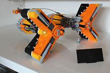 Lego Star Wars MOC Sebulba`s Podracer, 3500 Teile