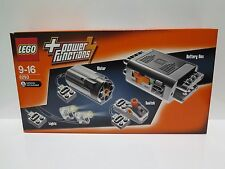 LEGO  8293 POWER FUNCTIONS MOTOR SET NEW & SEALED !!!