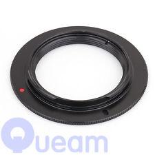 Macro Leica M39 Lens to Olympus Four Thirds OM4/3 (D)SLR Camera Adapter E-5 E-7