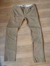 mens SUPERDRY canvas pants - size L great condition