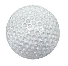 Mariposa White Golf Ball Charm aluminum weight New in Box