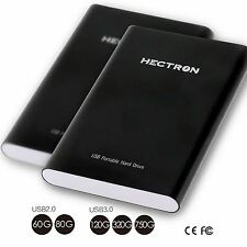 HDD 80GB Hectron P1 2.5'' USB 2.0 5400RPM Portable External Hard Disk Drive