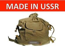 USSR Russian Original Military Canvas Army Backpack Veshmeshok Soviet Antique