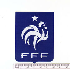 kiTki France soccer team football iron-on embroidered patch emblem applique
