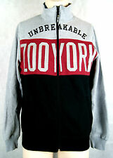 Zoo York Billboard Zip Sweat/Jacke Skateboarding Farbe Black/Grey Größe S
