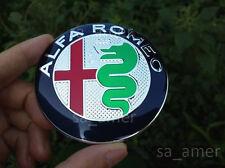 Alfa Romeo Giulia badge logo 147 156 159 GT GTV Brera MiTo Giulietta stemma