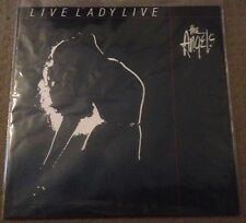 "THE ANGELS Live Lady Live 12"" vinyl ROSE TATTOO MIDNIGHT OIL HUNTERS COLLECTORS"