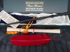Black Phoenix Feather Wooden Magic Wand wizard/witch Harry Potter style