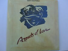 Andrew Lloyd Webber ‎– Aspects Of Love 2xLP, Aus