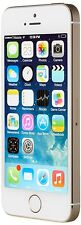 "Apple iPhone 5S - 16 32 64GB GSM ""Factory Unlocked"" Smartphone Gold Gray Silver"
