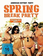 SPRING BREAK PARTY - FREAKING OUT IN AMERICA  DVD NEU