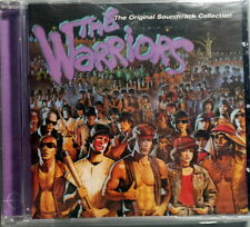 THE WARRIORS I GUERRIERI DELLA NOTTE - CD Soundtrack OST
