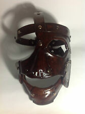 WWE WWF Leather Mankind Kane Mask