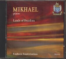 MIKHAEL - Lands of freedom - CD EDELWEISS 1989 COME NUOVO UNPLAYED