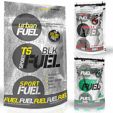 Urban Fuel T5 BLK Fat Burners, Anabolic Fuel & Detox Fuel Bundle