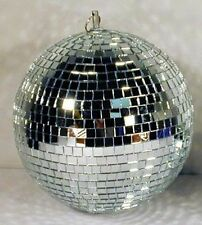 1 pc large16 INCH MIRROR BALL party supplies disco balls spinning reflective new