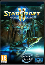 StarCraft II Legacy of the Void - SC 2 Add-on Key Battlenet PC MAC Code [EU][UK]
