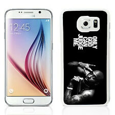 Tupac 2pac case fits samsung galaxy s6 sm-g920 cover mobile (5) phone