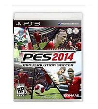 PES Pro Evolution Soccer 2014 -- Sony Playstation 3 PS3 -- CiB NM