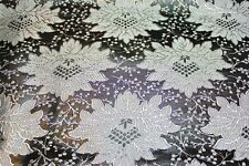 jacquard fabric with nice floral design, Fancy brocade fabric in 13 colors