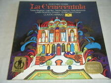 ROSSINI La Cenerentola 3 LP Box ABBADO London Symphony 1972 DG 2709 039 Mint