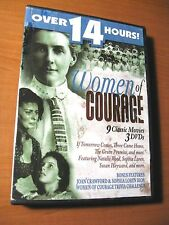 Women Of Courage 9 Classic Movies 3 DVD