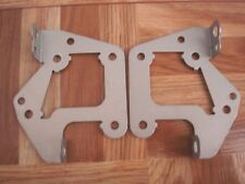 TOYOTA TACOMA 4RUNNER HILUX T100 RADIO BRACKETS WITH SCREWS