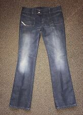 Diesel Hush DS  Jeans Sz 31/33 Made In Italy NWOT