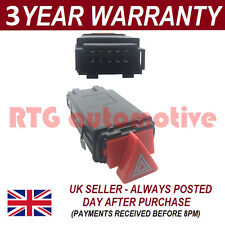 HAZARD WARNING SWITCH BUTTON TRIANGLE FOR AUDI A6 RS6 1998-2005 4B C5 4BH