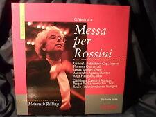 G. Verdi u.a. - Messa per Rossini / Rilling   2 LP-Box