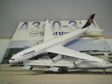 "Dragon Wings 400 Lufthansa LH A340-300 ""2000th Airbus Delivery - Leipzig"" 1:400"