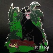 2016 JUNGLE BOOK BAGHEERA the PANTHER Disney PIN 116722